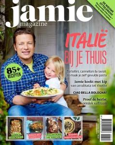 Jamie Magazine cover (NL)