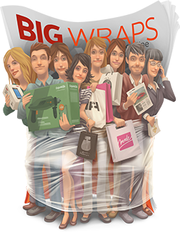 Big Wrap Shoppers