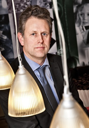 Henk Scheenstra, CEO Sanoma Belgium