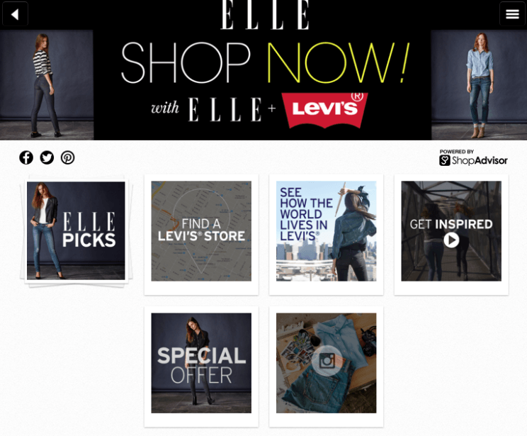 Elle Shop Now