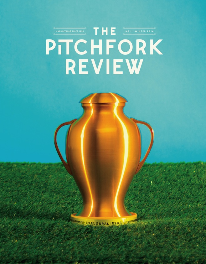 The Pitchfork Review cover