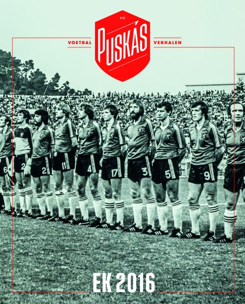 Cover Puskas magazine