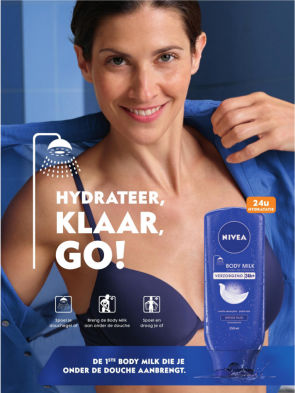Nivea advertentie