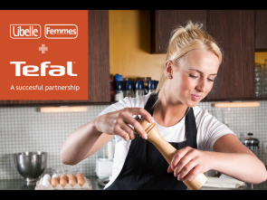 Tefal case visual