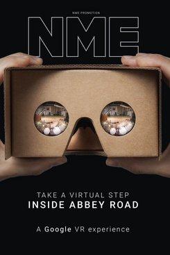 NME cover Google Cardboard