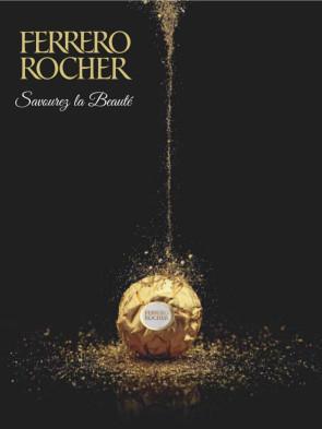 Ferrero Rocher pub Noel