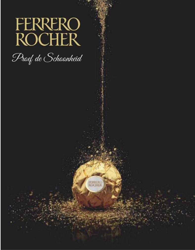 Ferrero Rocher Christmas ad