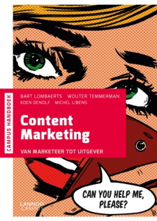 Content marketing - van marketeer tot uitgever