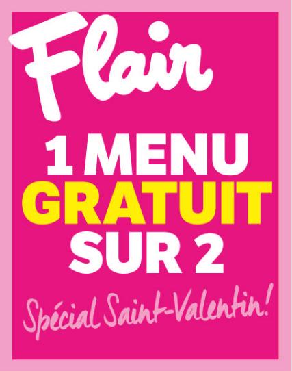 Flair promo