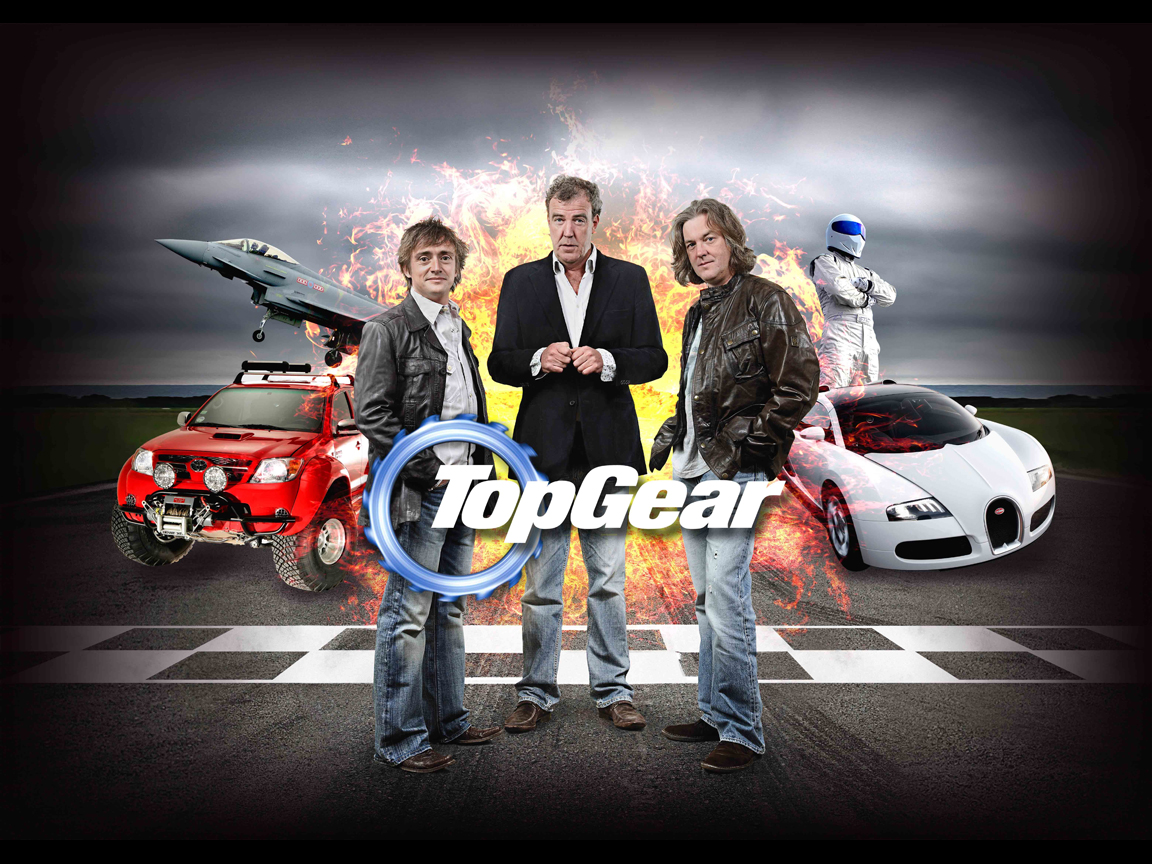 Top Gear wallpaper