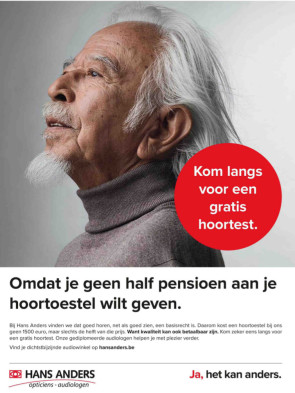 advertentie HAns Anders