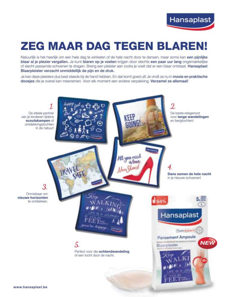 Hansaplast advertentie
