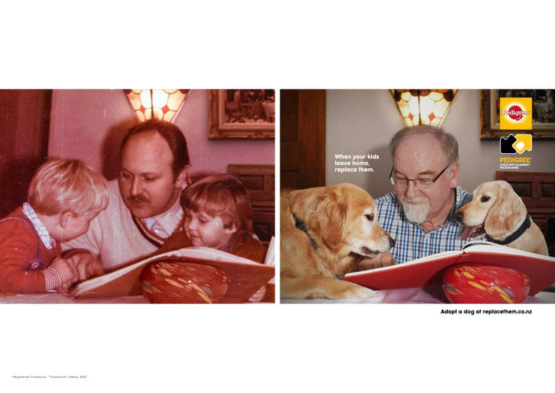 Pedigree campaign - Cannes Lions 2017