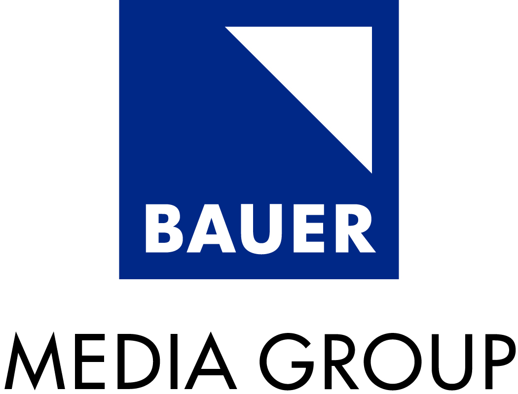 Logo Bauer Media Group