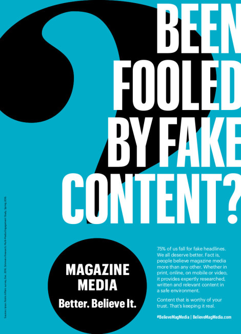 Been fooled by fake content? ad MPA