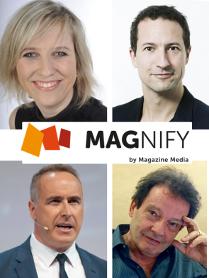 MAGnify 2017 speakers