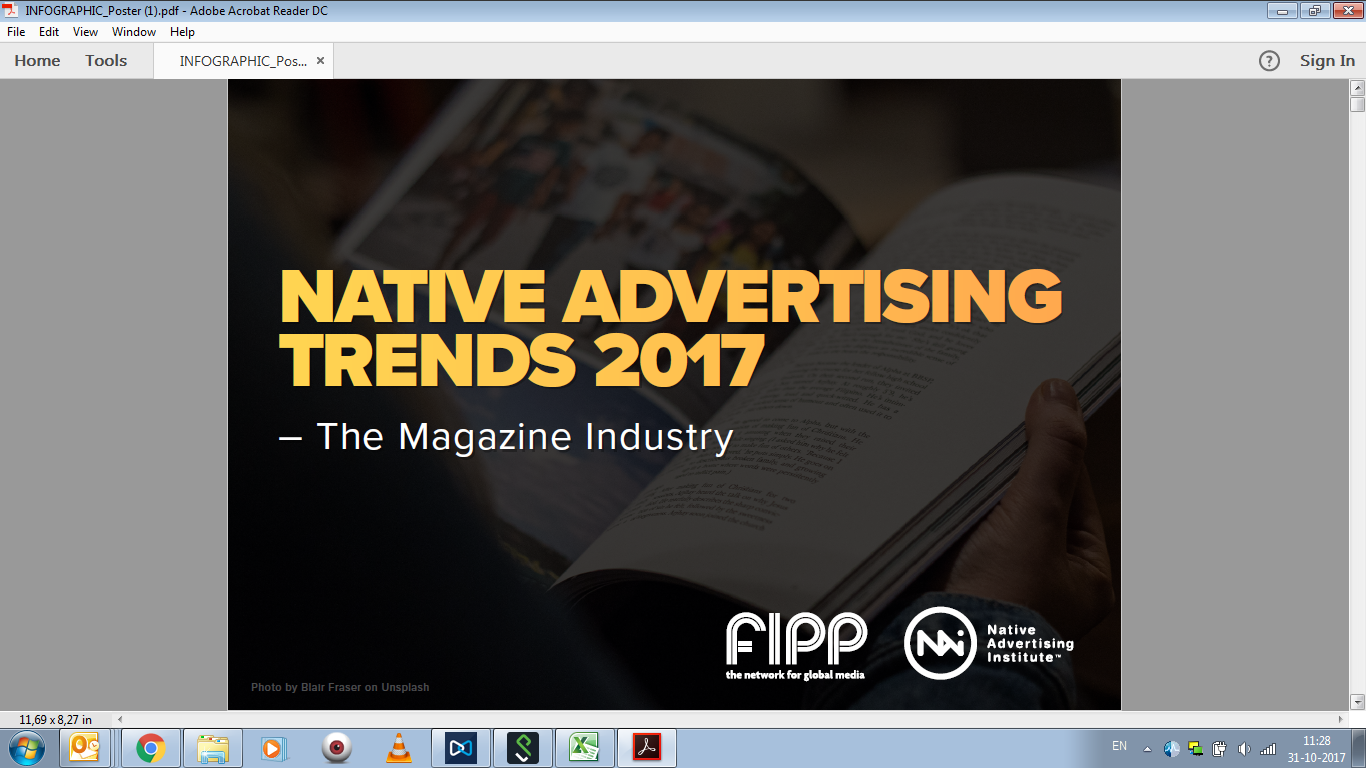 Native Advertising Trends 2017 report