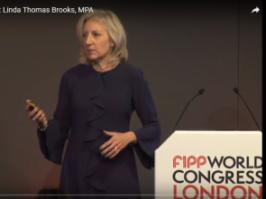 FIPP Congress 2017 - Linda Thomas Brooks MPA