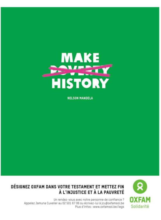 Oxfam pub LeVif