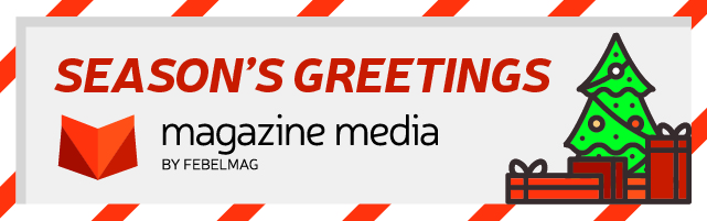 Magazine Media Seasons's Greetings