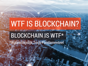 Blockchain is WTF, Gerrie Smits
