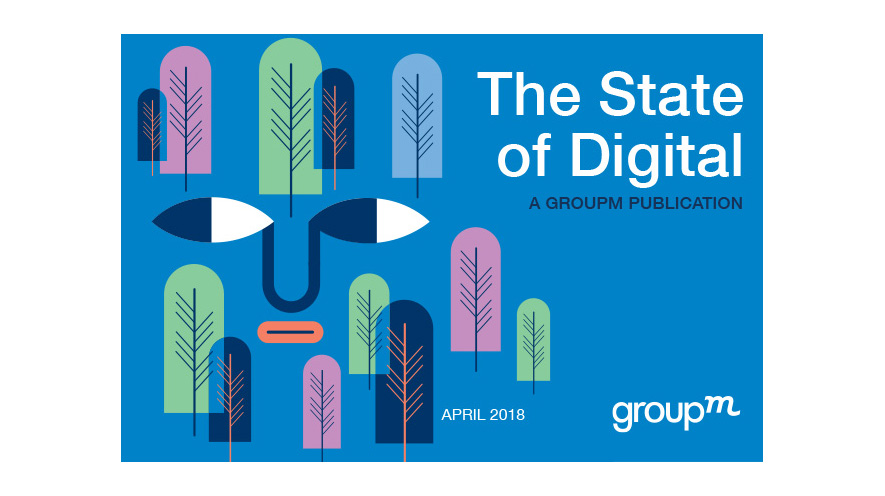 State of Digital report Group M