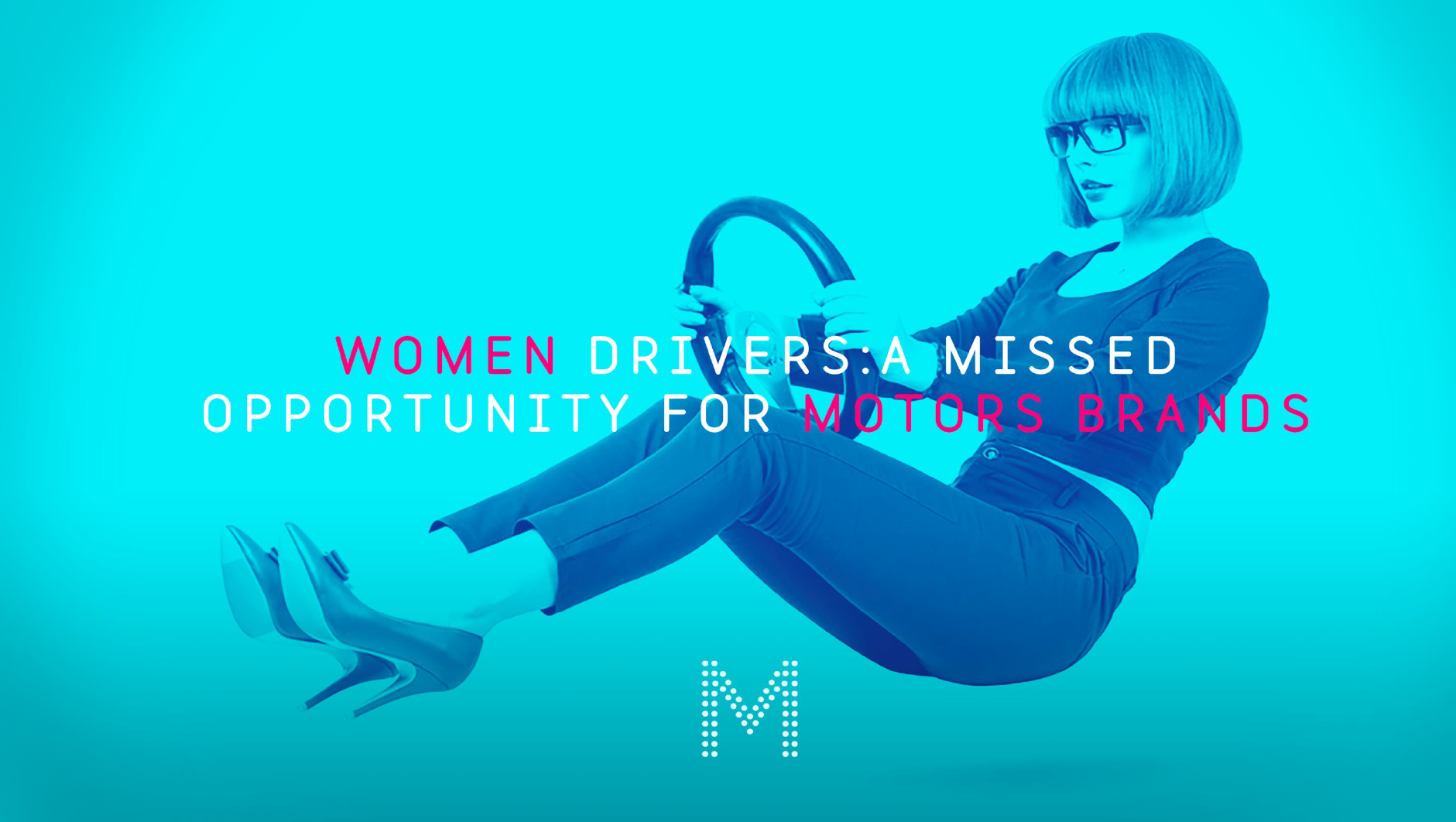 Women drivers a missed opportunity - report