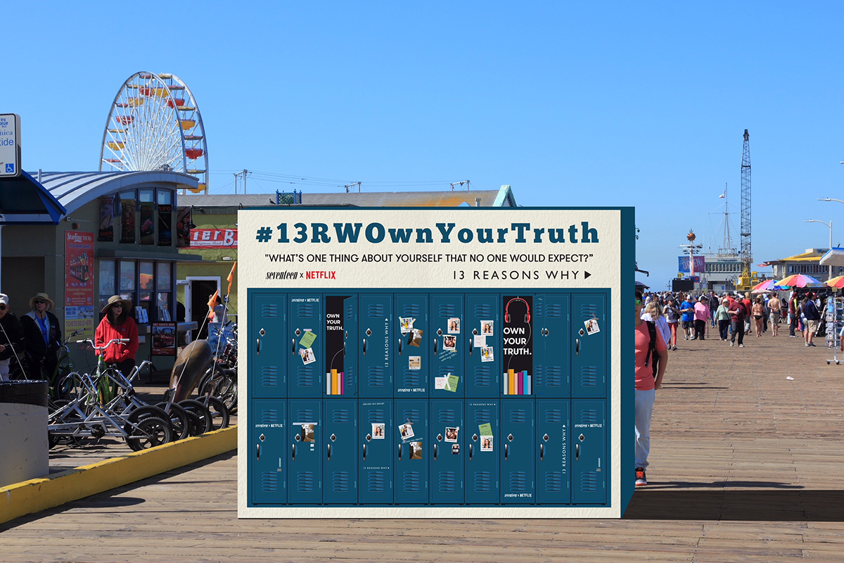 13RW Own your truth wall