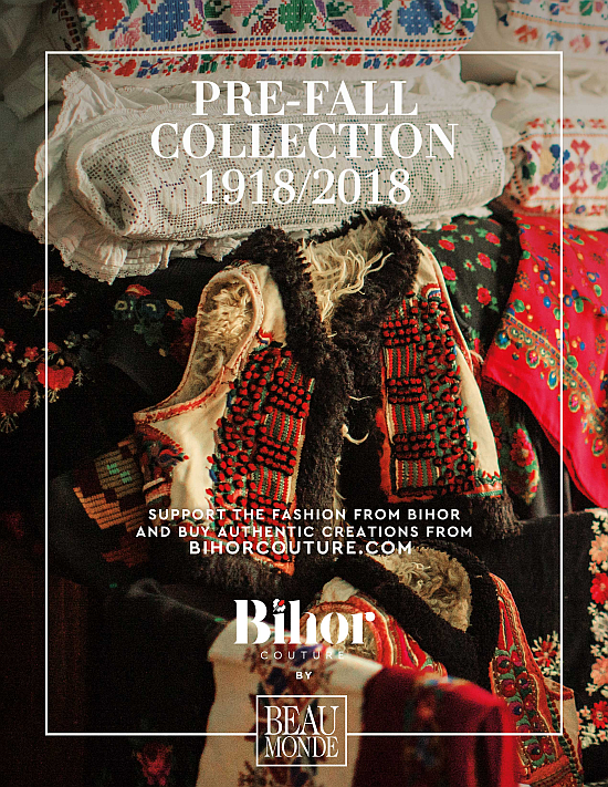 Bihor Couture print campaign