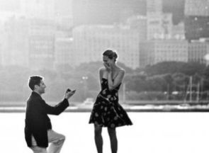 marriage proposal - engagement