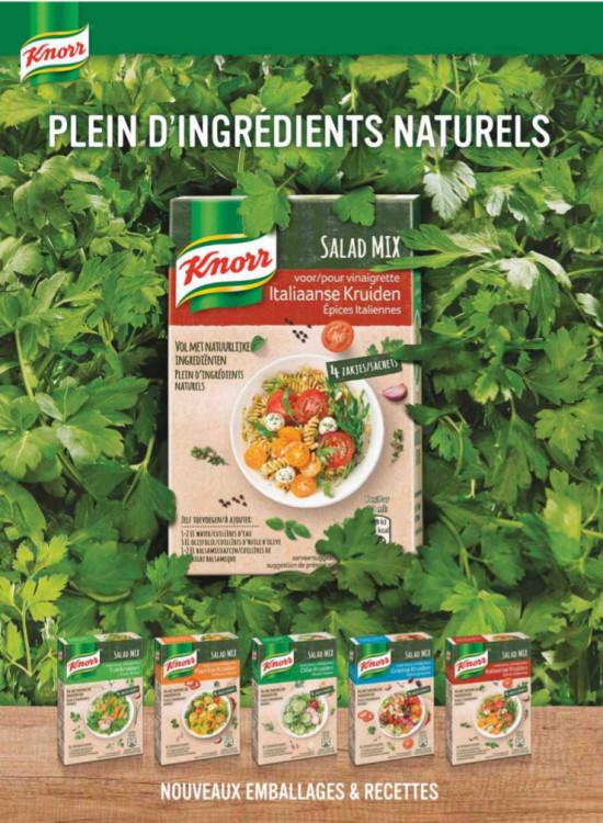 Knorr Salad mix pub