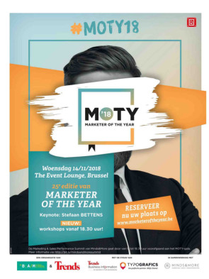 Manager of the Year 2018 advertentie Trends