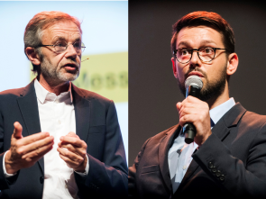 Bruno Poyet and Benoit Bochu, Impact Memoire speaking at MAGnify 2018
