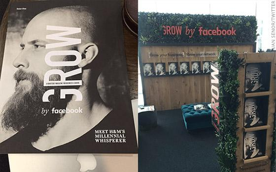 Facebook Grow launch