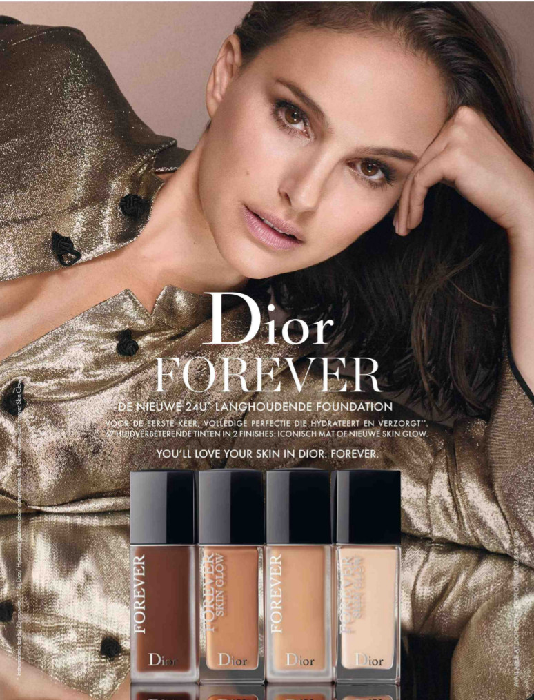 Dior advertentie