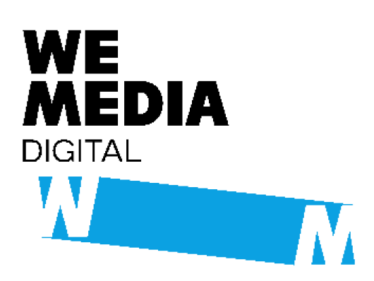 WE MEDIA DIGITAL logo