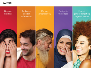 Getting Gender Right - 6 steps Kantar AdReaction