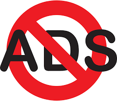 Ads stop sign