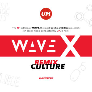 Wave X Remix Culture by UM