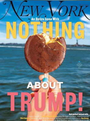 New York Magazine without Trump