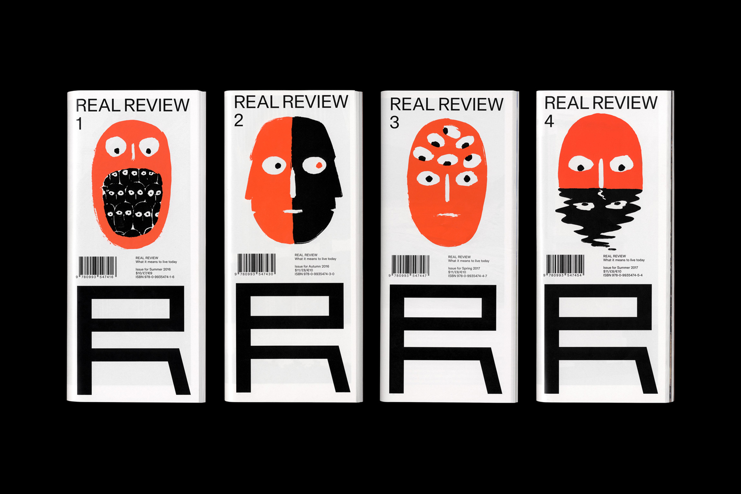 4 covers Real Review