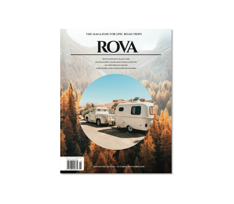 ROVA magazine october-november 2019