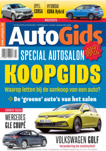 Autogids cover 8 januari autosalon