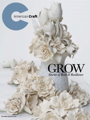 American Craft - cover december - januari