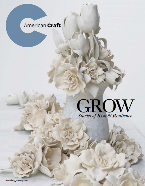 American Craft - cover December-January