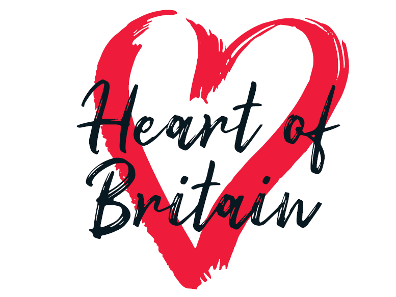 Heart of Britain logo - TI Media