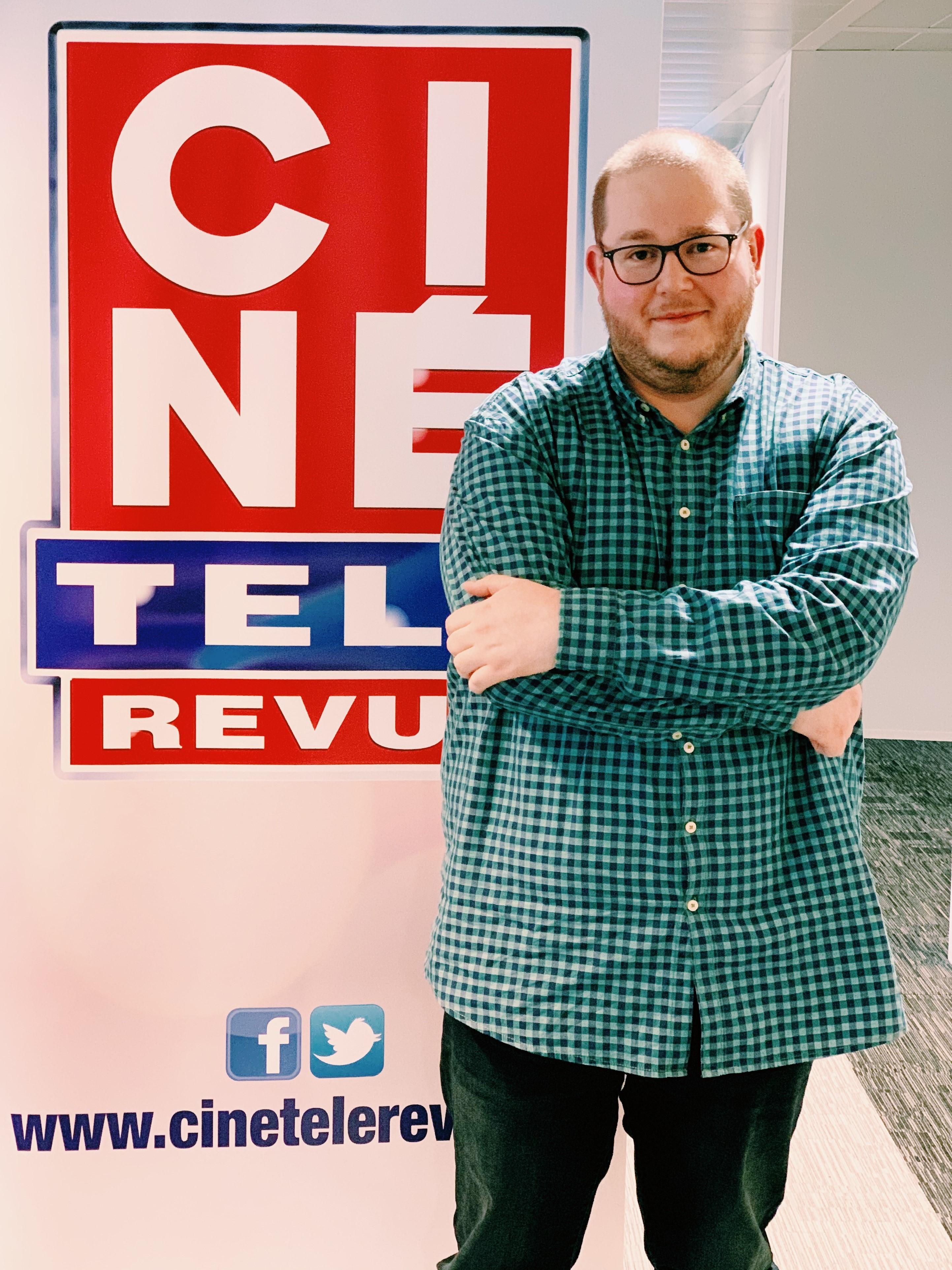 Laurent Fulster, Ciné Télé Revue