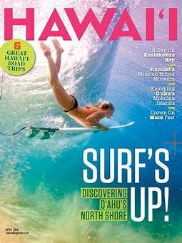 Hawaii magazinecover
