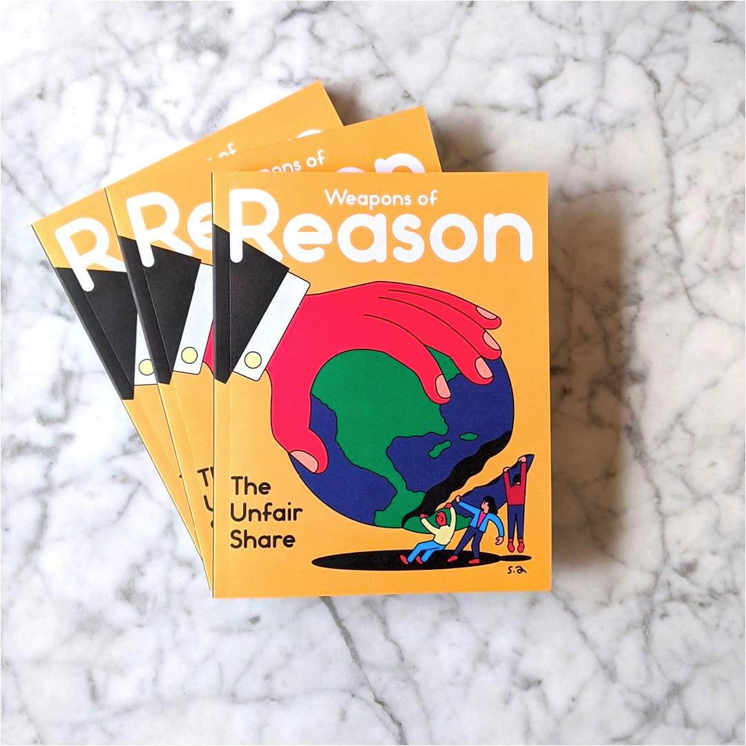 stapel magazines Weapons of Reason