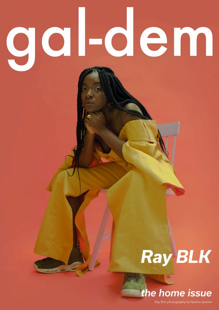 Gal-dem cover Ray BLK
